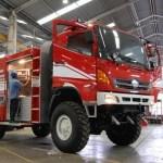 Feuerwehrautos: Löschen nach Maß