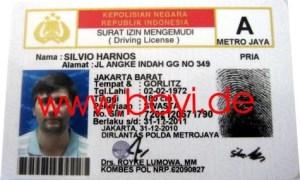 Mein Führerschein