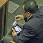 Rücktritt nach Sexvideo im Parlament