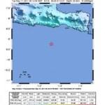 Erdbeben 5,9 Süd Java