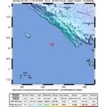 Zwei Erdbeben der Stärke 5,5 erschütterten teile Indonesiens