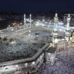 Mekka während des Haddsch