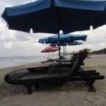 Liegen in Bali Kuta