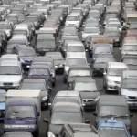 40% weniger Verkehr in Jakarta
