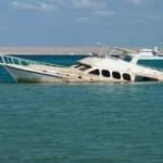 Touristenboot gesunken, zwei Deutsche gerettet