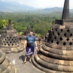 Unser Kurztrip Yogyakarta
