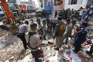 Aceh von schweren Beben erschüttert / Foto: Jakarta Post
