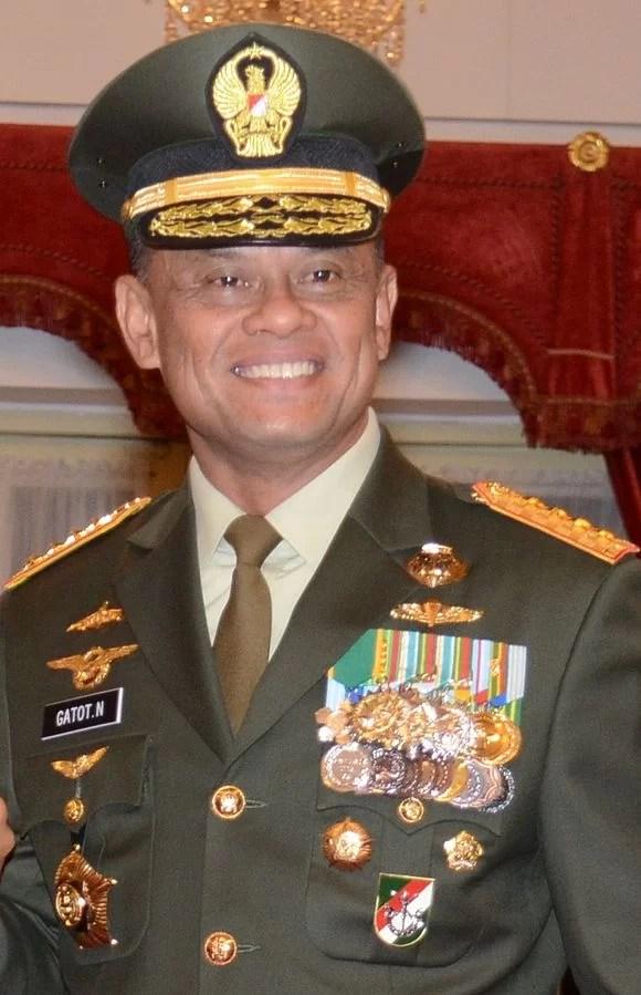 GeneralGatotNurmantyo / Screenshot: Wikipedia