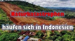 Erdrutsch tötet 4 Dorfbewohner Foto: tribunnews.com