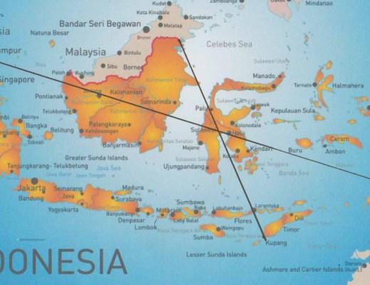 Indonesien will eine neue Hauptstadt außerhalb von Java