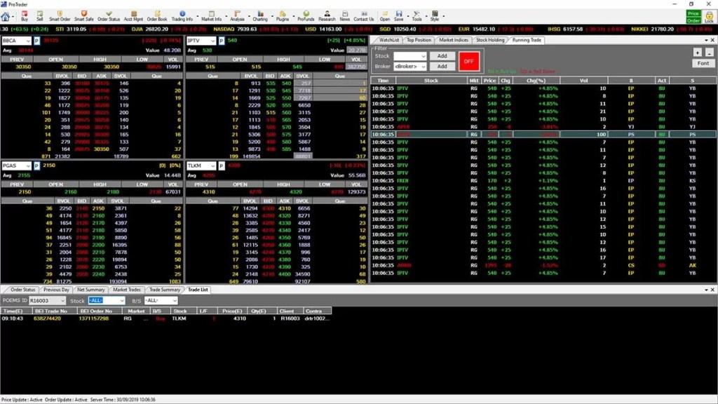 Pro Trader - Trading Plattform