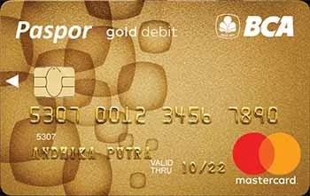 BCA Debit Mastercard