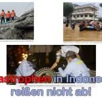Schweres Erdbeben in West Sulawesi