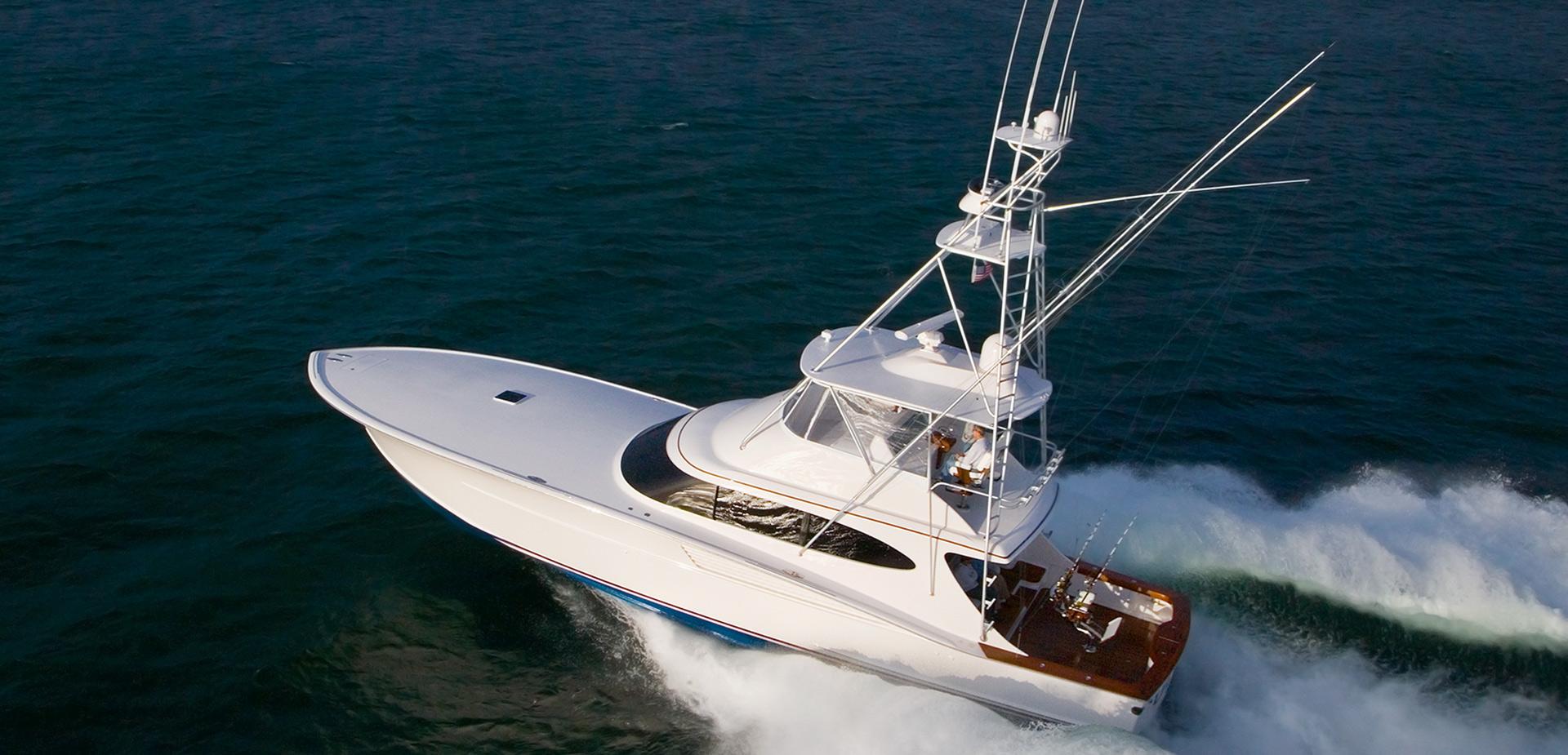 Bayliss 64 Hey Chama Custom Sport Fishing Boat