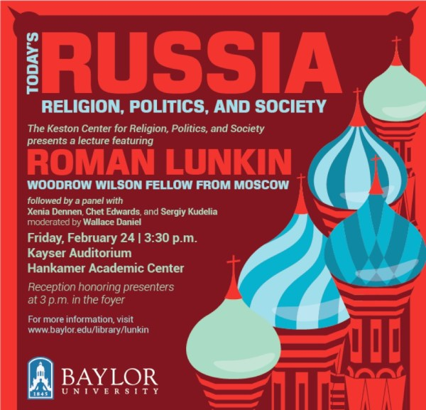 The Keston Center for Religion, Politics and Society ...