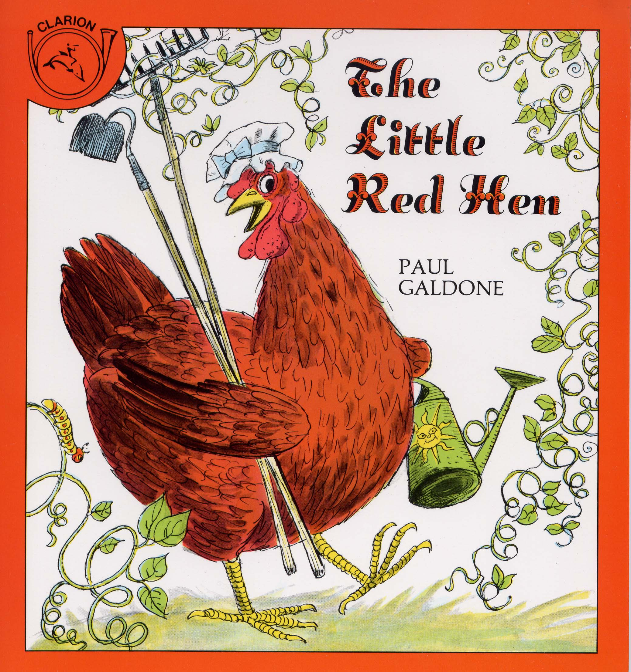 Baylor University Baylor Collections Of Political Materials Bob Bullock Little Red Hen