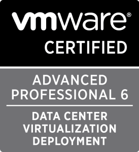VCAP6-DCV