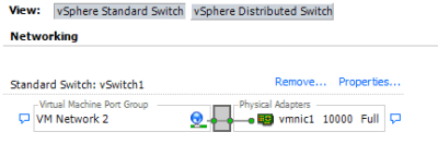 Migrating from VMware vSphere Distributed Switch (vDS) to