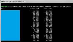 Datastore_PowerCLI