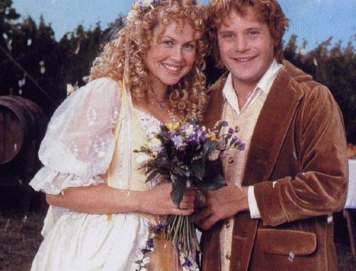 Matrimonio Samwise e Rosie