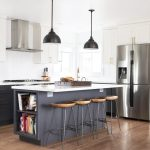 Before And After Kei And Jen S Amazing Galley Kitchen Transformation Bay On A Budget