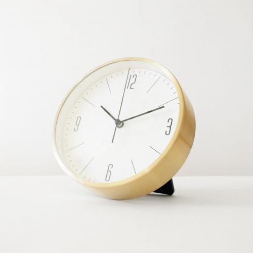 Project 62 Brass clock