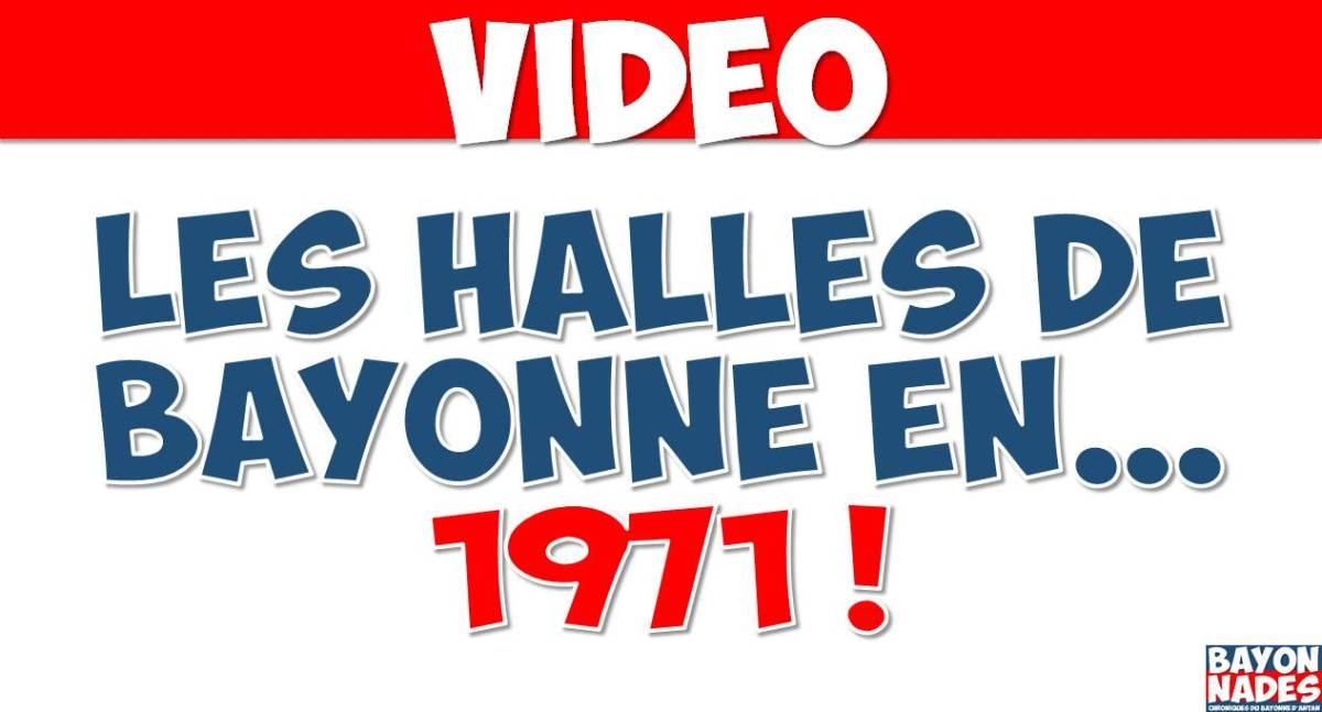 Une vidéo exceptionnelle des Halles en 1971 !