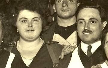 Jeanne et Louis Servon