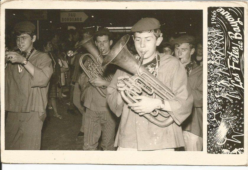 Banda dans les années 60