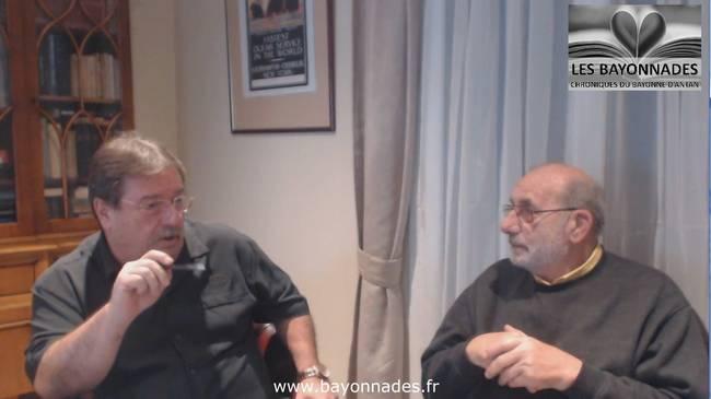 André Combe et Claude Jammaerts