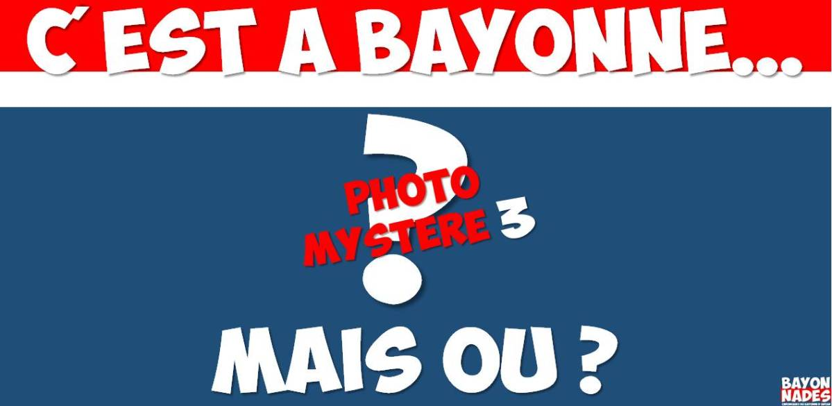 Photo Mystère 3