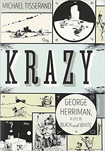 Name of george herrimans comic strip