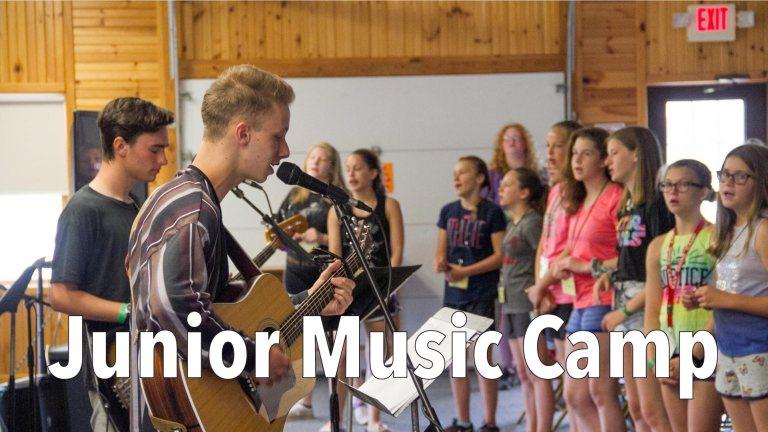 Jr. Music Camp