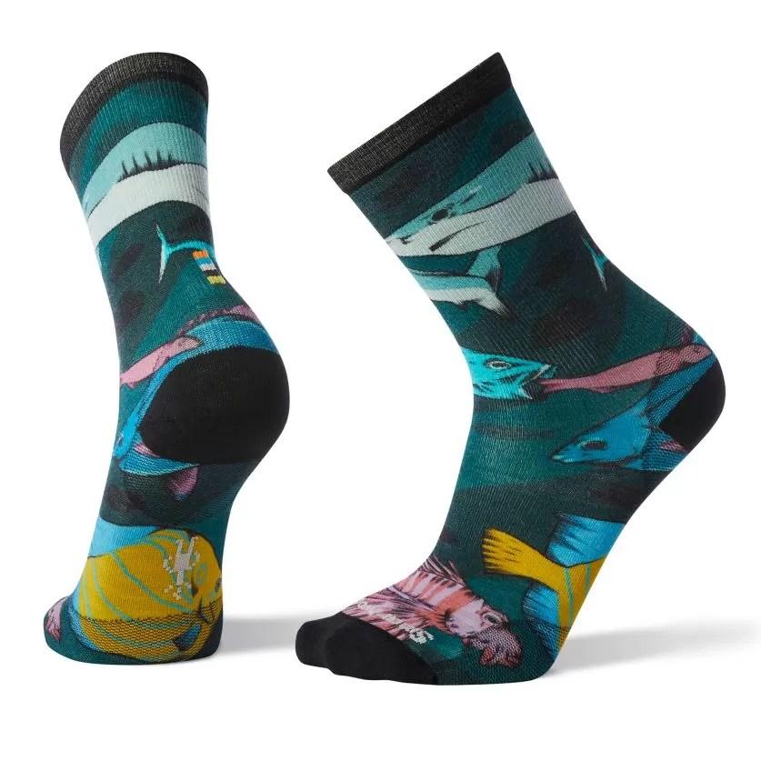 Smartwool Men's Curated Crew Socks