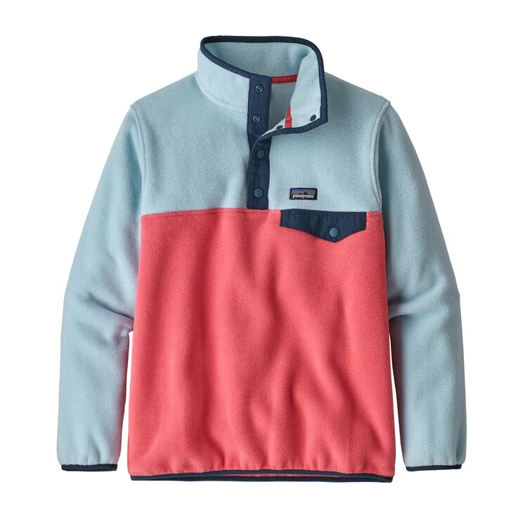 Patagonia Girls Synch Snap-T