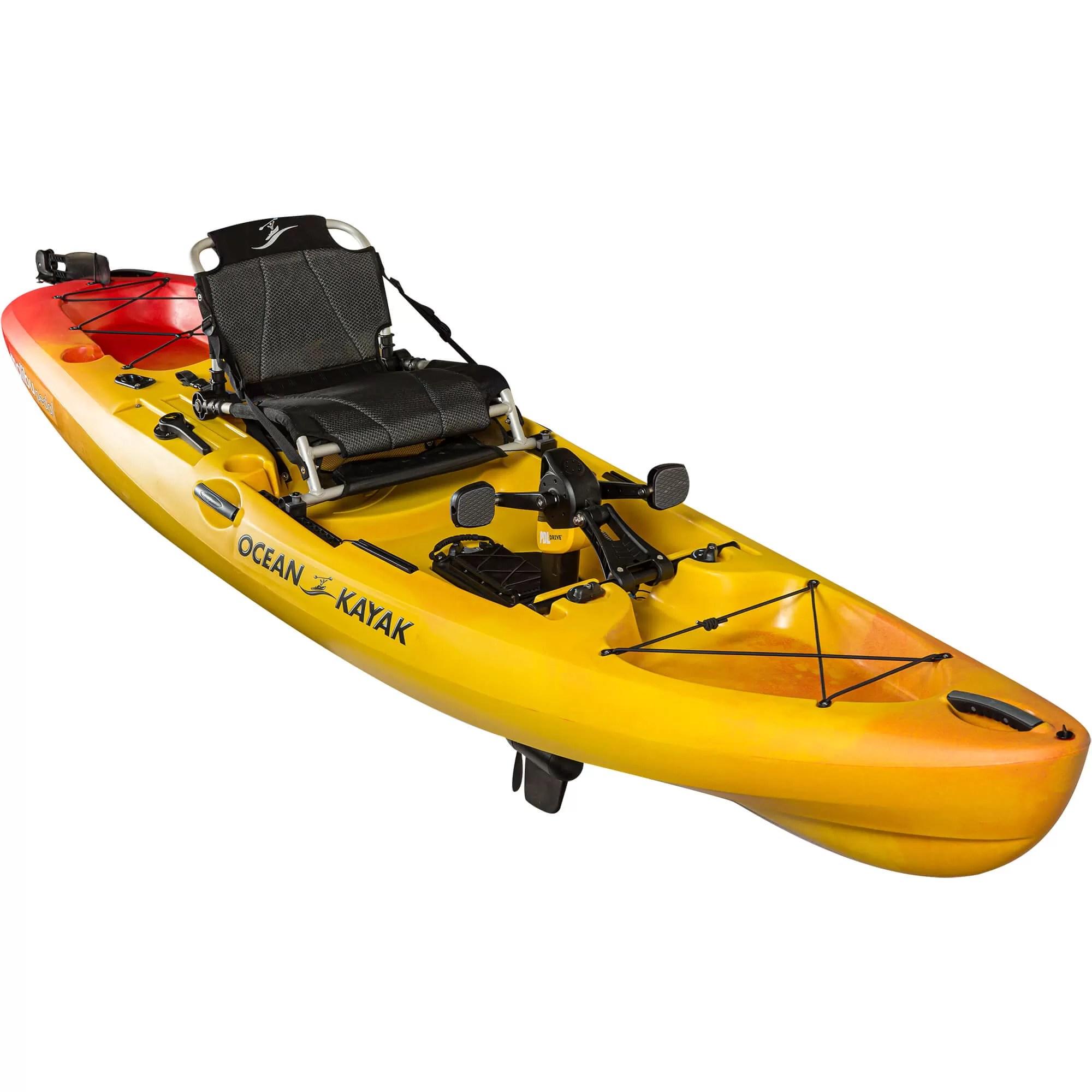 Ocean Kayak Malibu Pedal 11.5