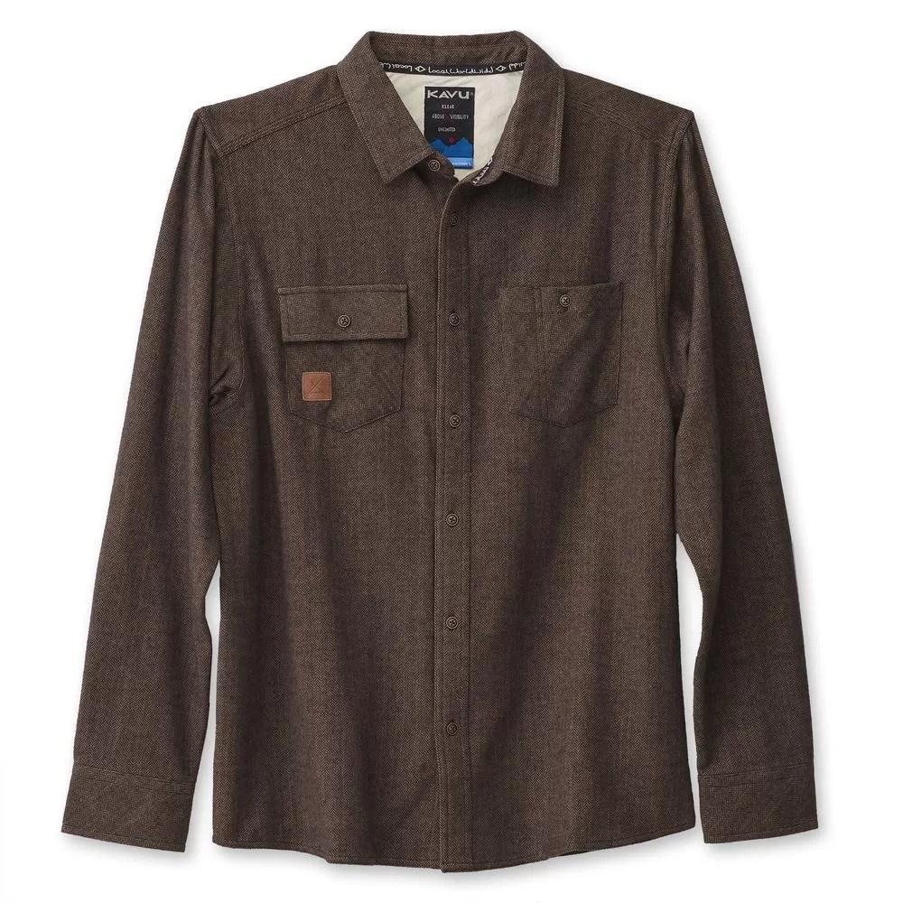 Kavu M Langley Shirt