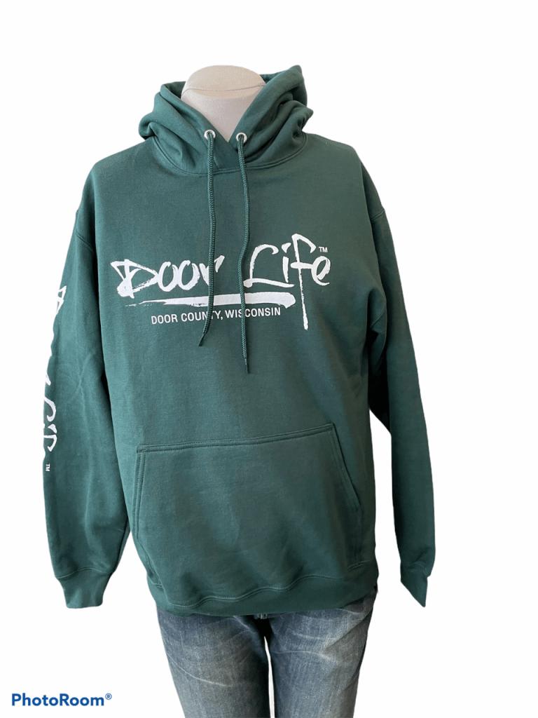 Door Life Hooded Sweatshirt