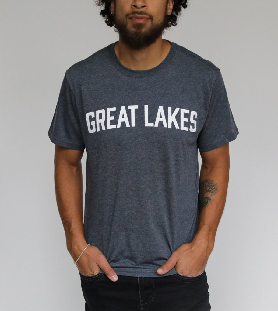 Great Lakes Weathered Tee L/S