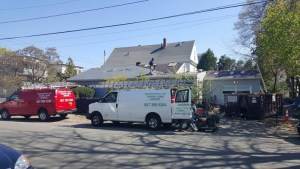Roofing in Lawrence MA