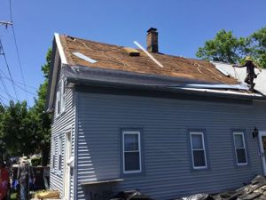 Roof Replacement in Randolph MA