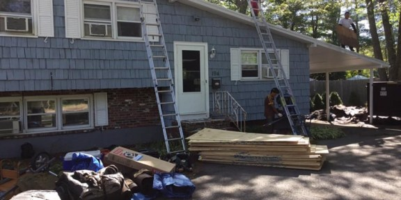 cedar impression siding installation Brockton MA