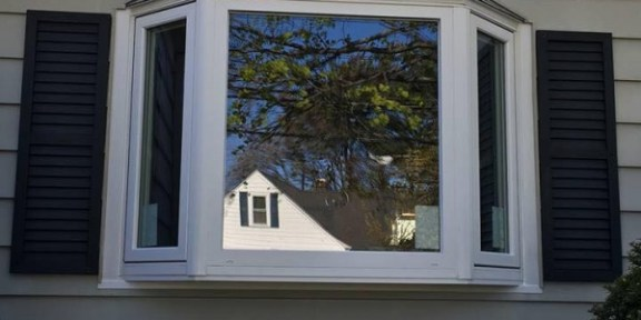 bay window installation Salem NH