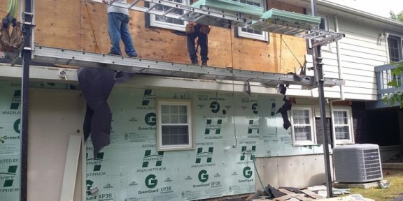 siding replacement in Danvers MA