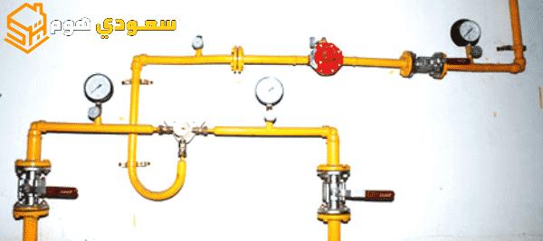 تمديد الغاز المركزي بالرياض مع خصم 30 %