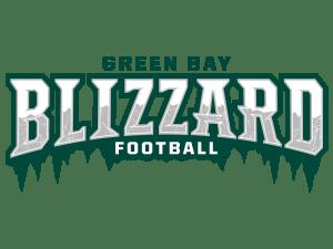 Green Bay Blizzard Football Logo