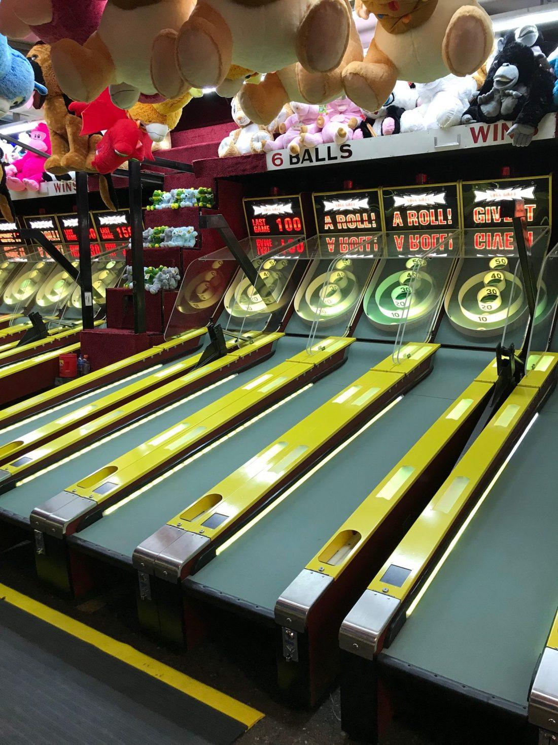 Skee-Ball (Carnival)
