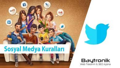 Photo of Sosyal Medya'da 10 Altın Kural