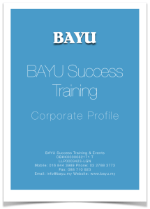 BAYU Corporate Profile Cover 2