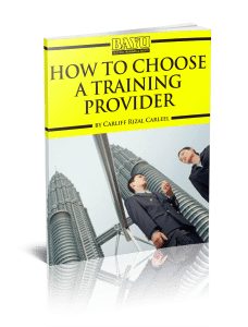 How to Choose the Best Training Provider